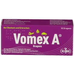 Vomex A® Dragees