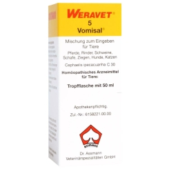 Vomisal® 5 vet. Tropfen