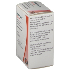 VOTRIENT 200 mg Filmtabletten