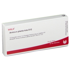 WALA® Arnica E Planta tota D 12 Amp.