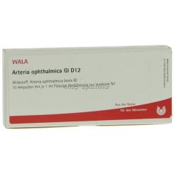 WALA® Arteria ophthalmica Gl D 12