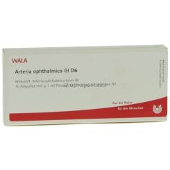 WALA® Arteria ophthalmica Gl D 6