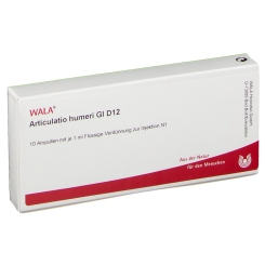 WALA® Articulatio humeri Gl D 12