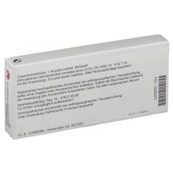 WALA® Articulationes intervertebrales lumbales Gl D 6