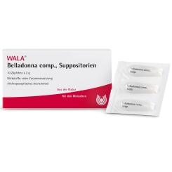 WALA® Belladonna Comp. Suppos.