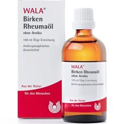 WALA® Birken Rheumaöl ohne Arnika