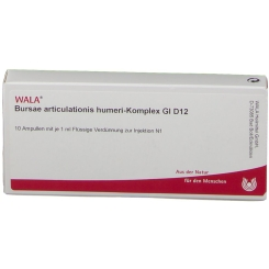WALA® Bursae articulationis humeri-Komplex Gl D 12
