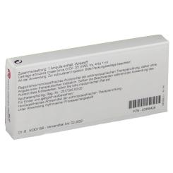 WALA® Cartilago articularis coxae Gl D 5