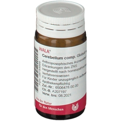 WALA® Cerebellum Comp. Globuli