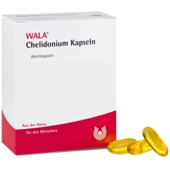 WALA® Chelidonium Kapseln