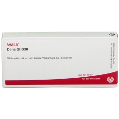 WALA® Dens Gl D 30