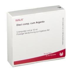 WALA® Disci Comp. c. Argento Amp.