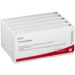 WALA® FORMICA/OXALIS Amp.