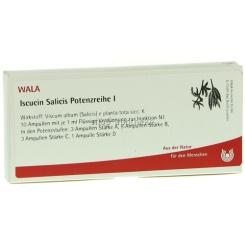WALA® Iscucin Salicis Potenzreihe I Amp.