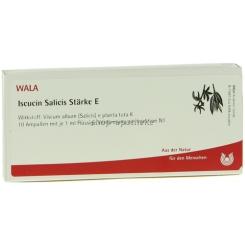 WALA® Iscucin Salicis Staerke E Amp.