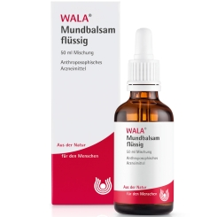 WALA® Mundbalsam flüssig