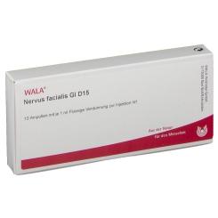 WALA® Nervus facialis Gl D 15