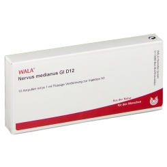 WALA® Nervus medianus Gl D 12