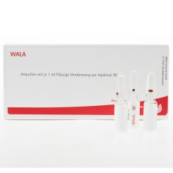 WALA® Nervus opticus Gl