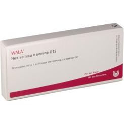 WALA® Nux vomica e semine D 12