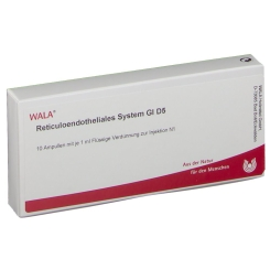 WALA® Reticuloendotheliales System Gl D 5