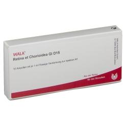 WALA® Retina et Chorioidea Gl D 15