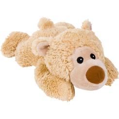 Warmies® Beddy Bear™ Bär liegend Der Ausgeschlafene