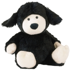 Warmies® Beddy Bear™ Schaf schwarz