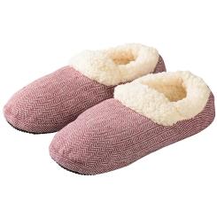 Warmies® Slippies Comfort Rot 37-41