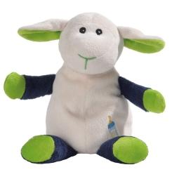Warmies® Wärme Stofftier Grünes Schaf