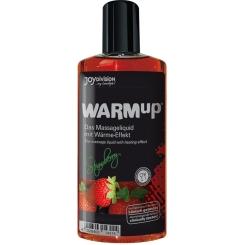 WARMup® Massageliquid mit Wärme-Effekt Erdbeer