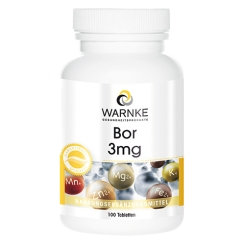 WARNKE Bor 3 mg