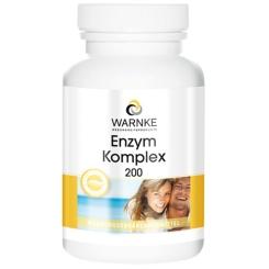 WARNKE Enzym Komplex 200
