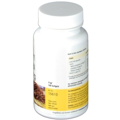 WARNKE Leinöl 500 mg