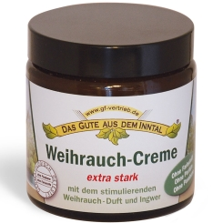 Weihrauch-Creme extra stark