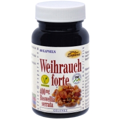 Weihrauch Forte Kapseln