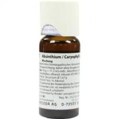 Weleda: Absinthium/Caryophylli Comp. Dilution