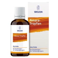 WELEDA Amara-Tropfen