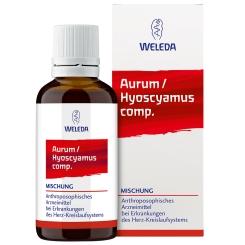 Weleda: Aurum / Hyoscyamus