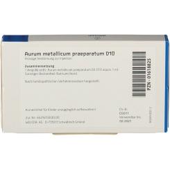 Weleda: Aurum Metallicum Praeparatum D10