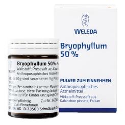 WELEDA Bryophyllum 50% Trituration