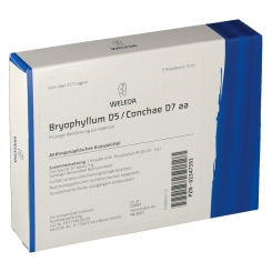 Weleda: Bryophyllum D5 / Conchae D7