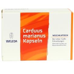 WELEDA Carduus marianus Kapseln