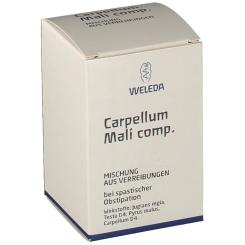 Weleda: Carpellum Mali comp.