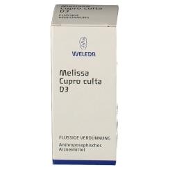 Weleda: Cupro Culta D3