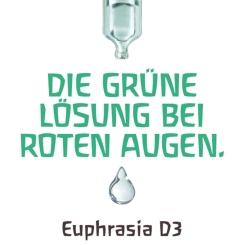 Weleda: Euphrasia D3 Einzeldosen-Augentropfen