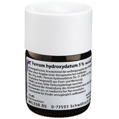 Weleda: Ferrum hydroxydatum 5% Trituration