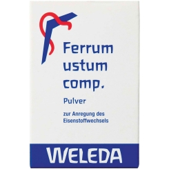 Weleda: Ferrum ustum comp.