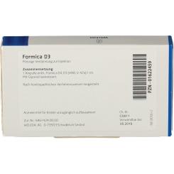 WELEDA Formica D3
