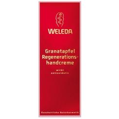 Weleda: Granatapfel Regenerationshandcreme